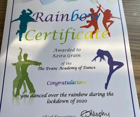 Rainbow Certificates